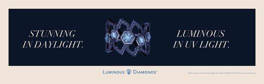 Luminous Diamonds is the New Buzz!