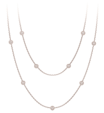 Forevermark Diamond Station Necklace